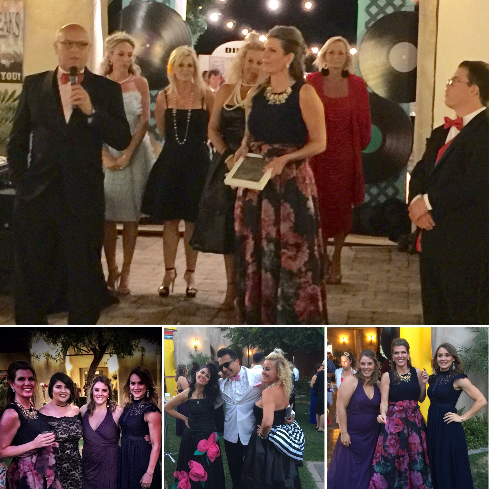 Pics from Gigi's Gala