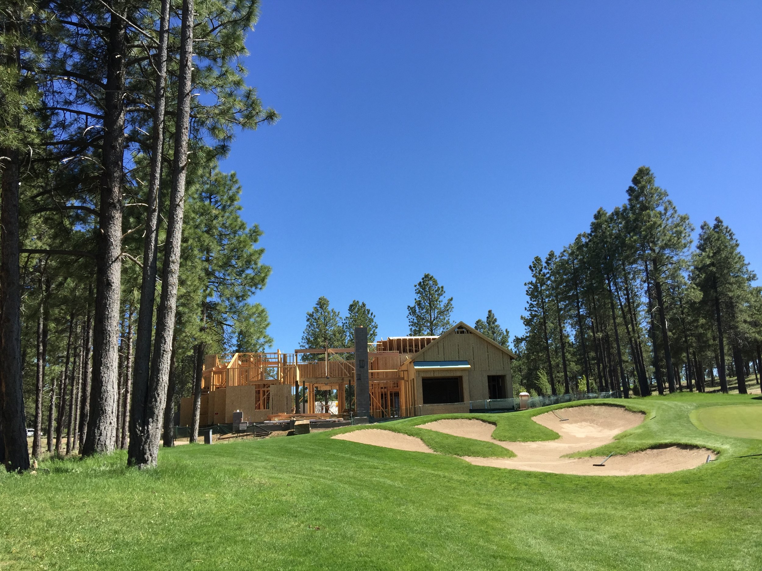 New Candelaria Design home on Pine Canyon Country Club