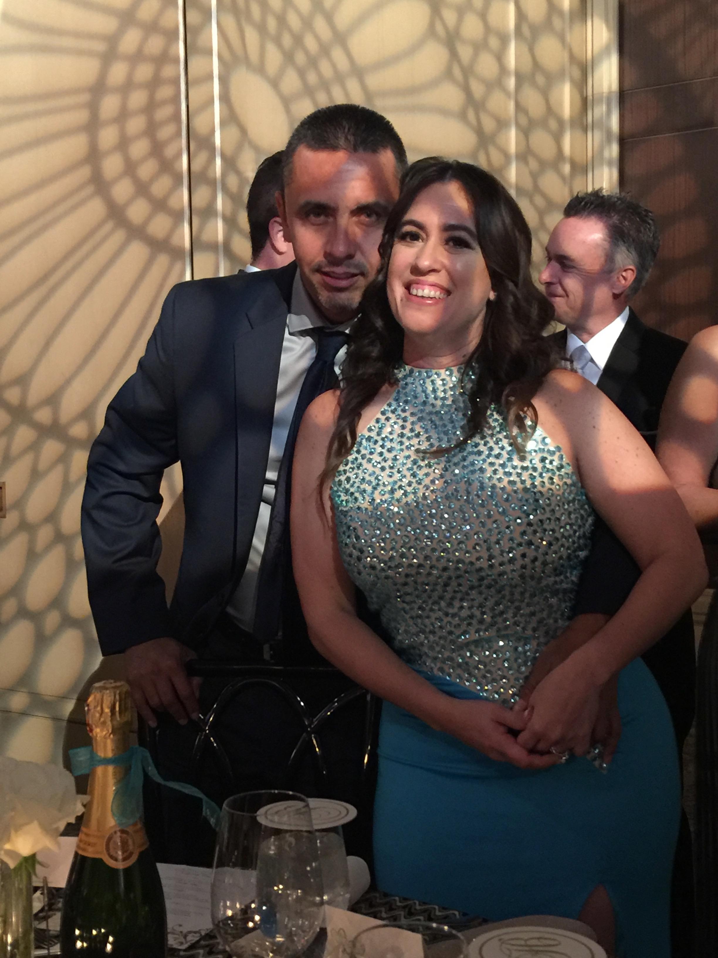 Paco and Vivian Perez