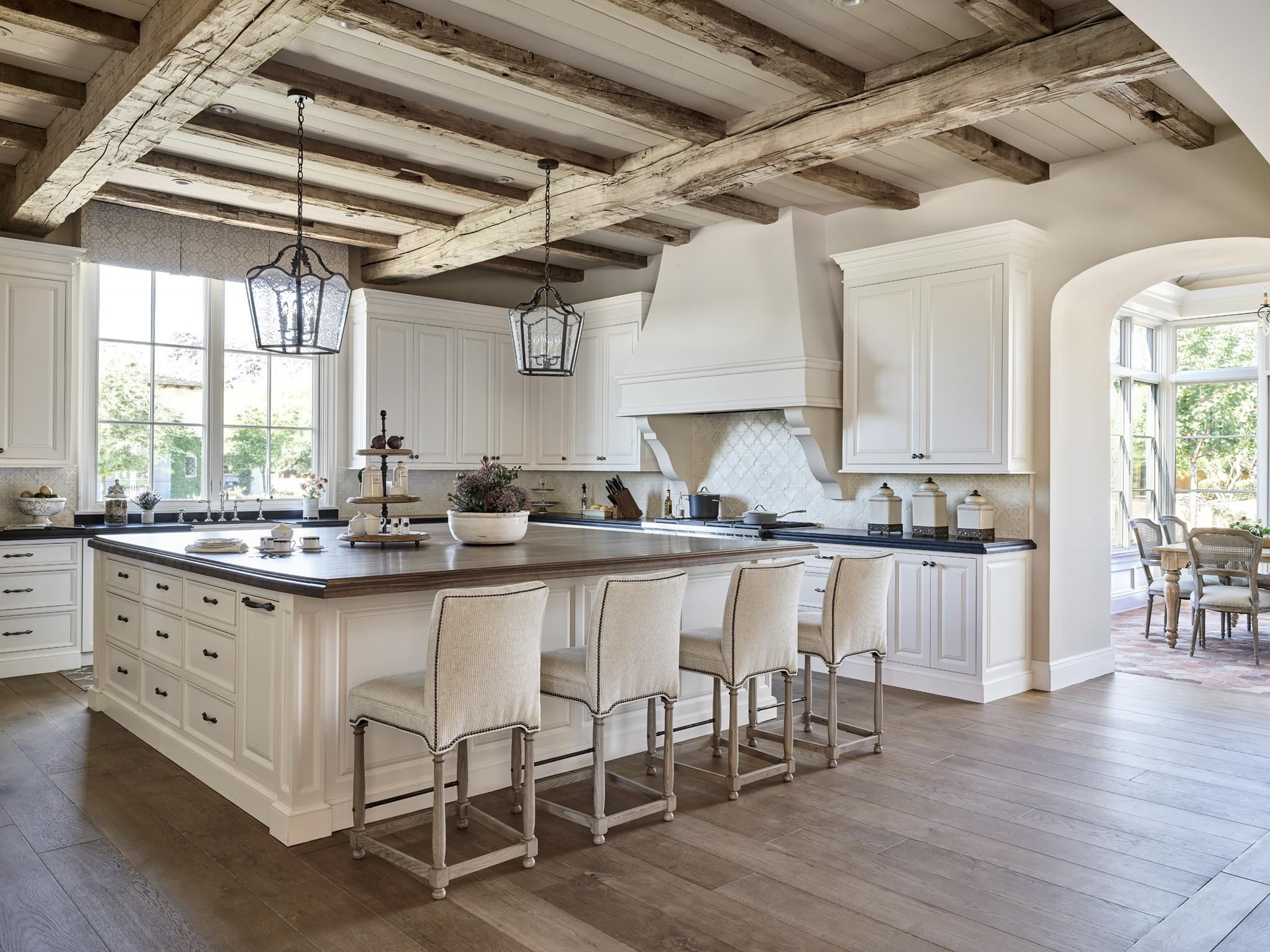 The Schultz Residence Kitchen