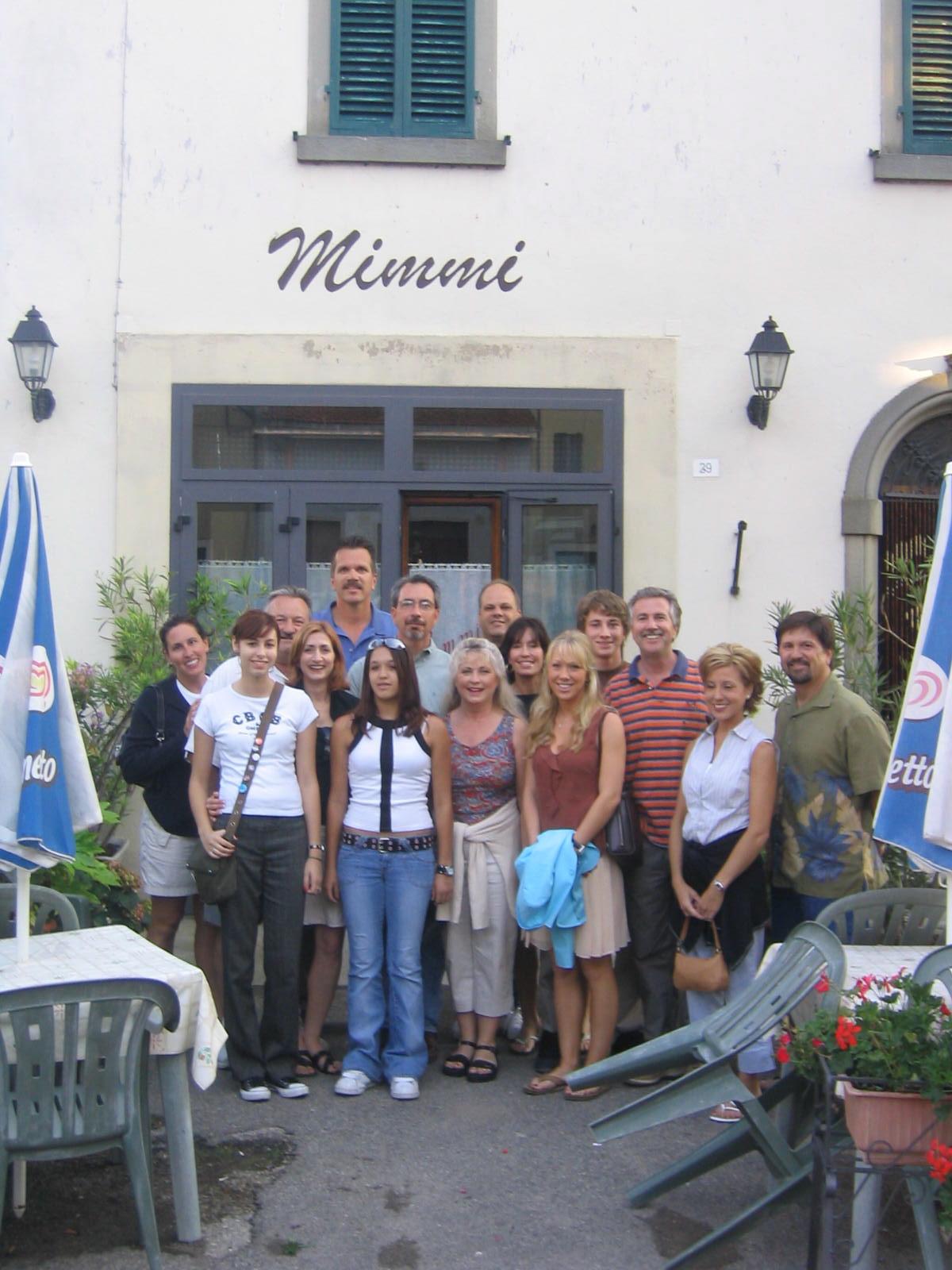 Tour Italy 2004