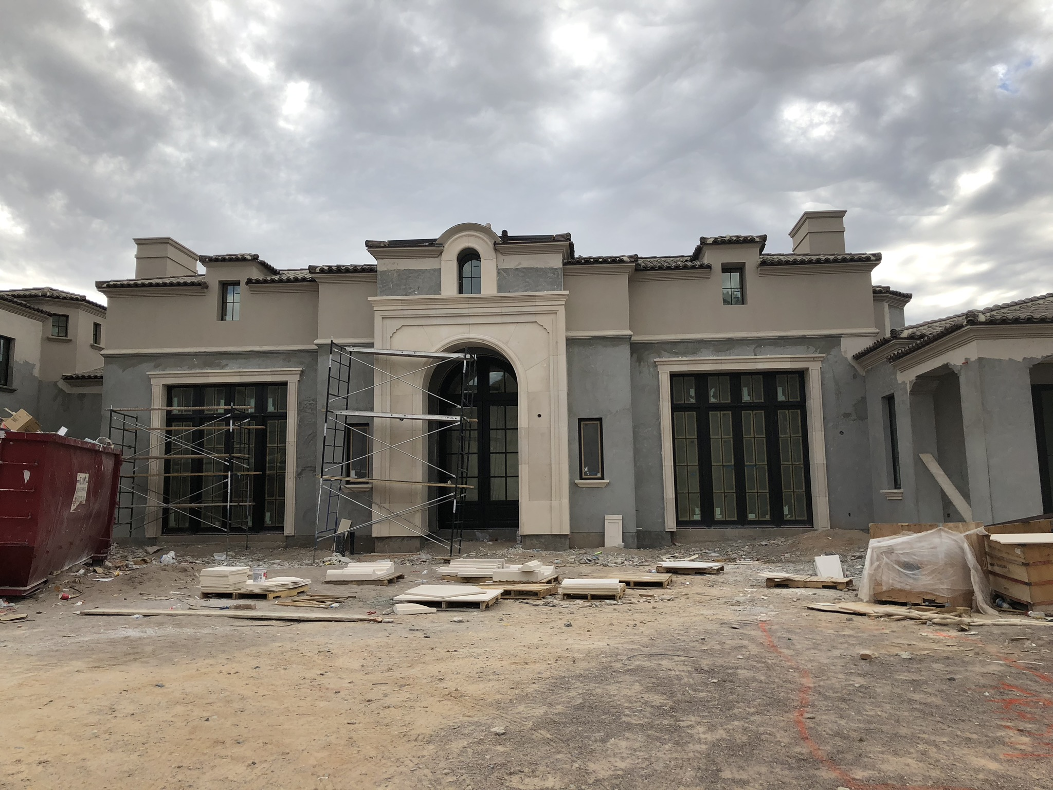 A New Candelaria Design Home in Silverleaf