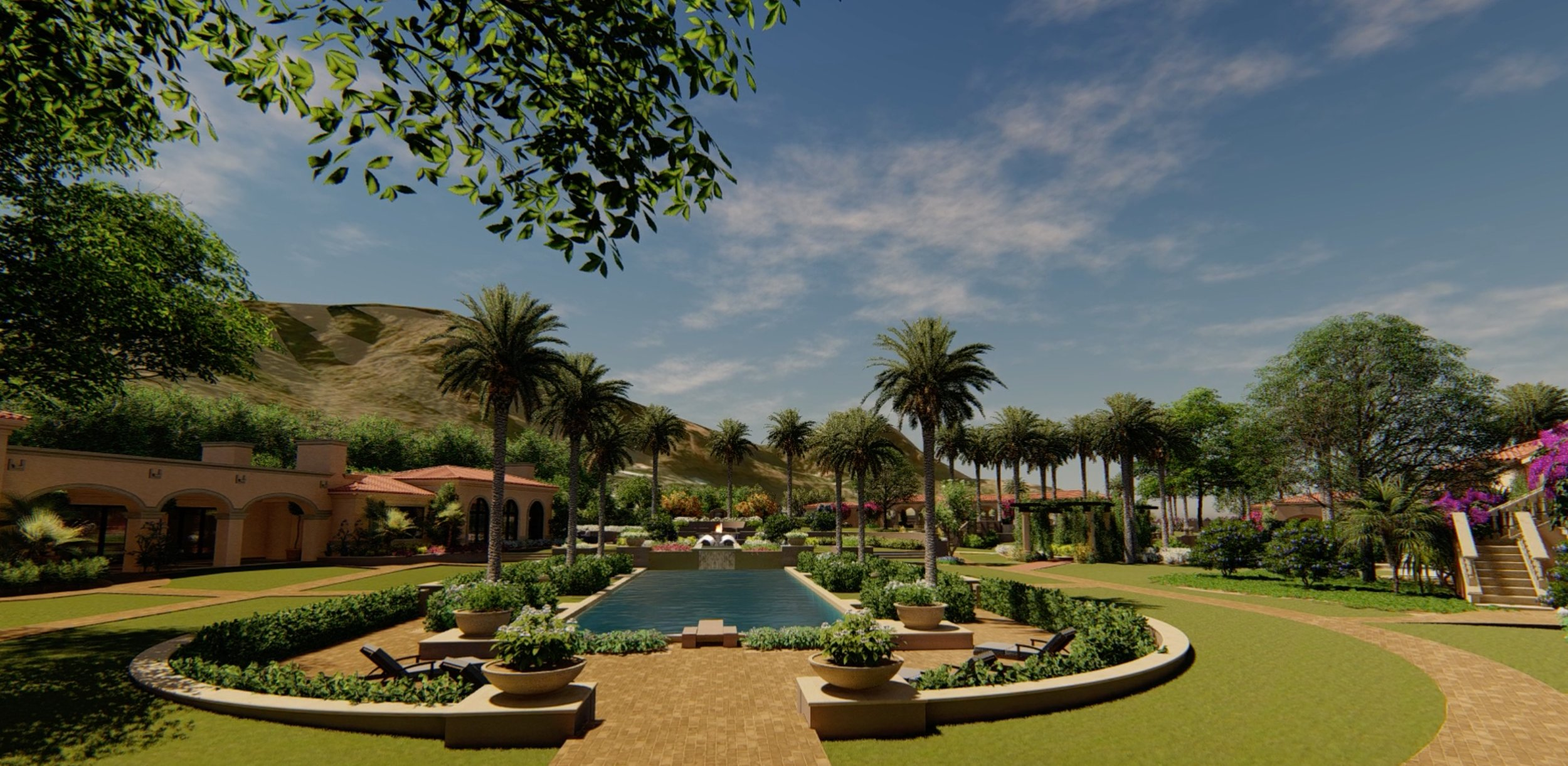 New Paradise Valley Estate Project