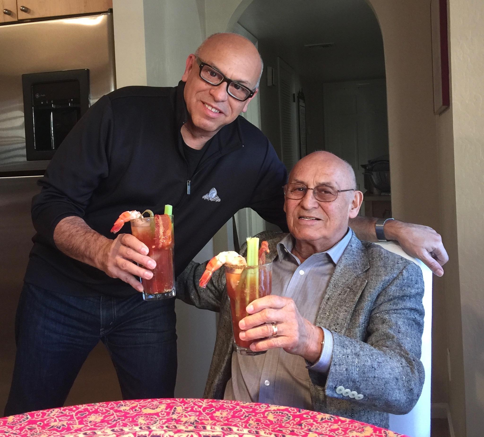 Happy 83rd Birthday Dad - January 31
