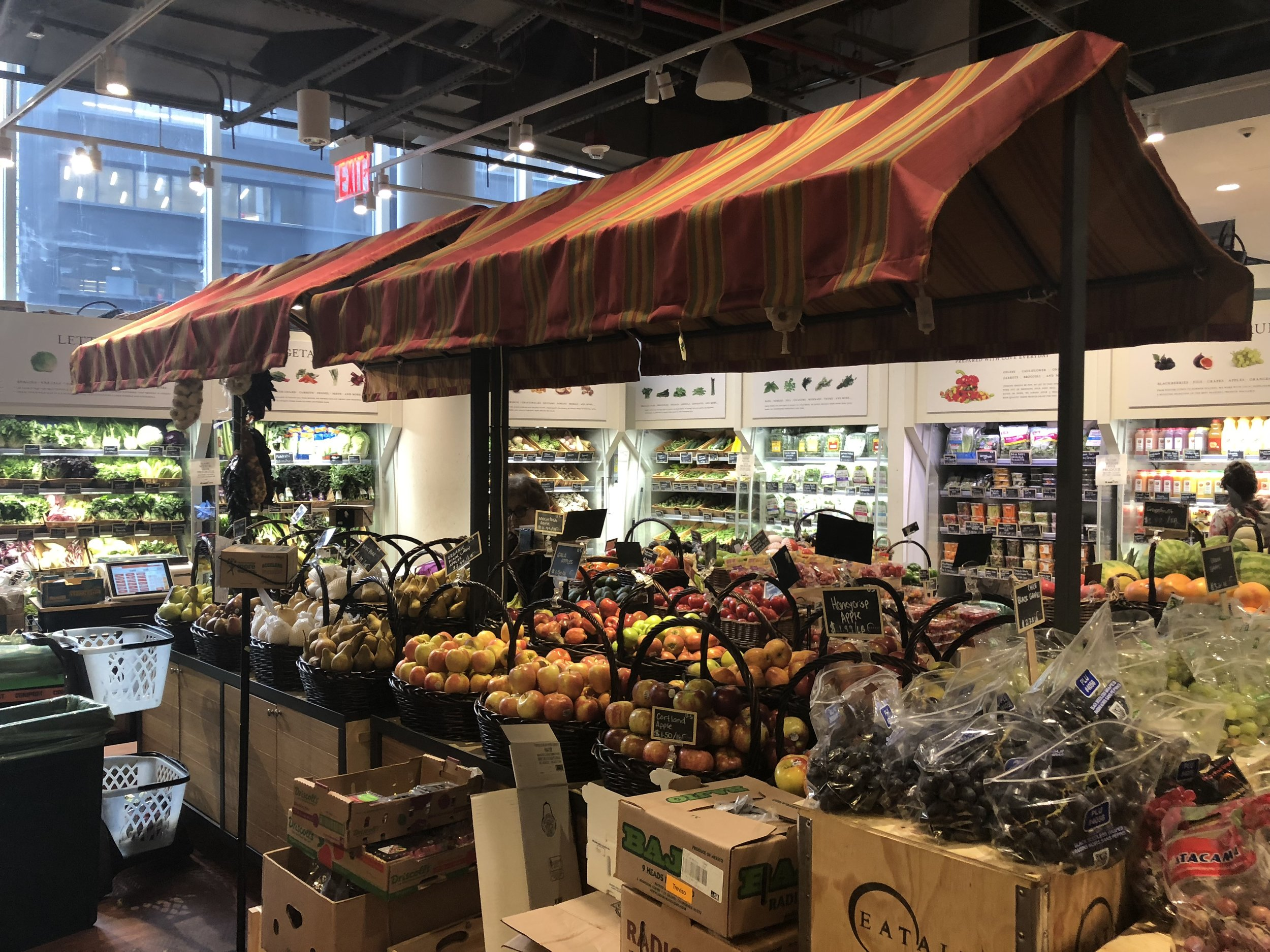 Eataly, Freedom Tower
