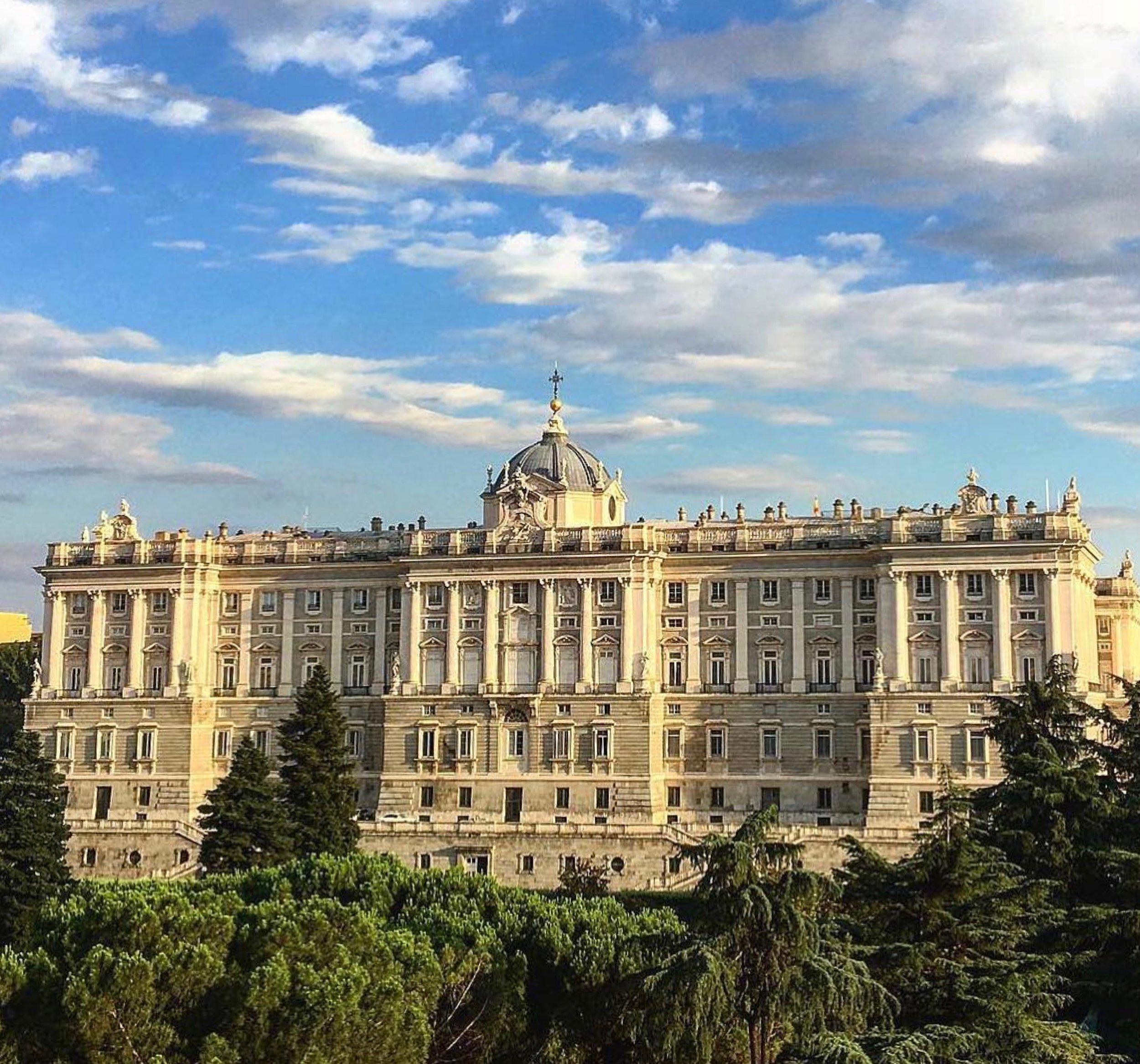 The Royal Palace Madrid