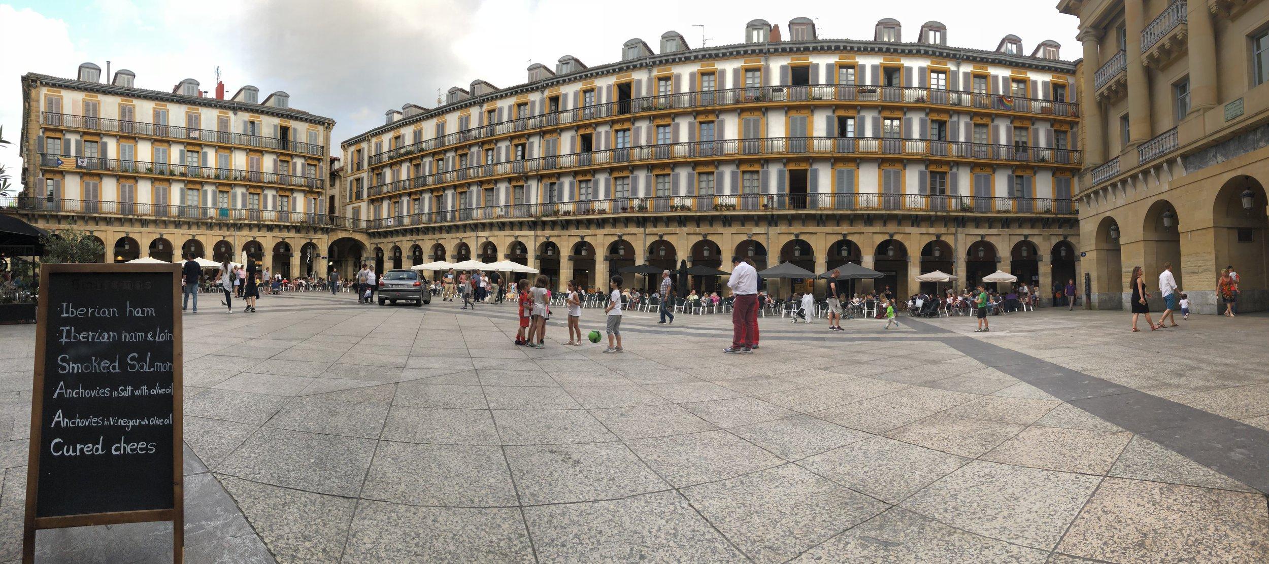 Plaza de la Constitucion