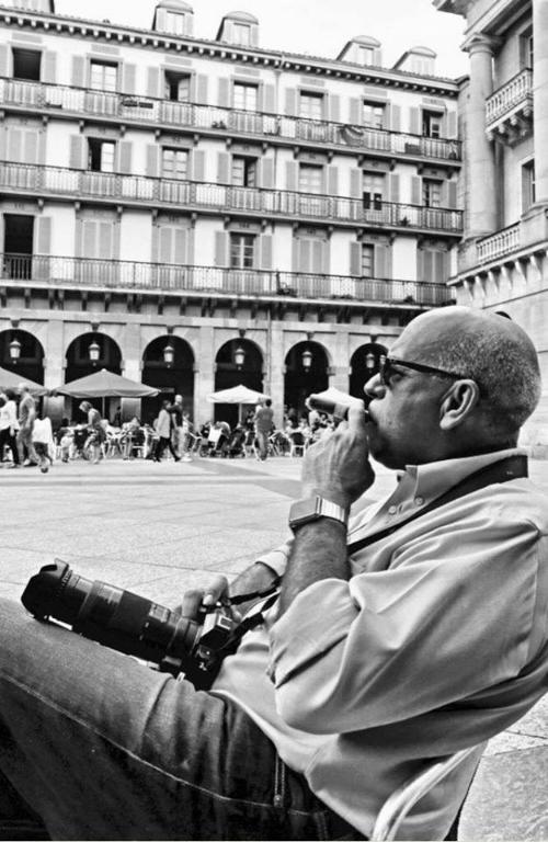 Time to reflect on San Sebastian with a good cigar!