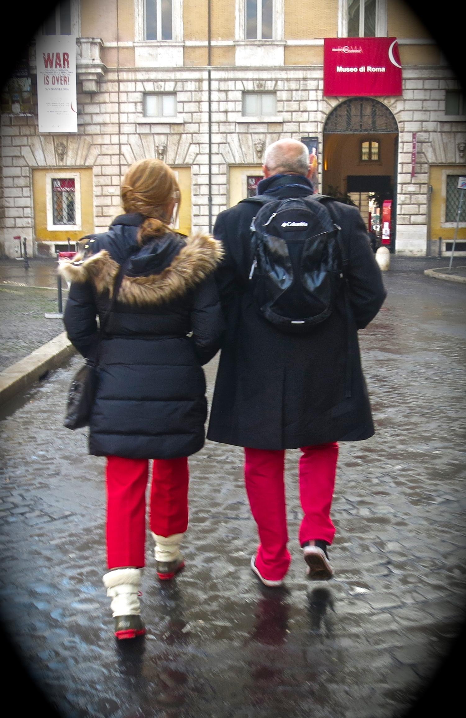 Christmas 2015 Rome, Italy