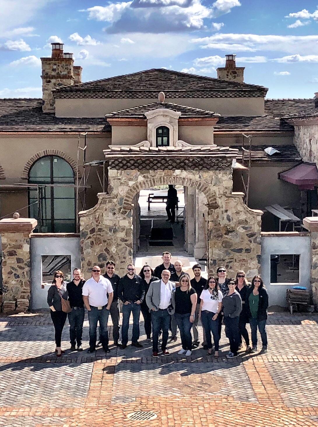 Candelaria Design Crew March 2018