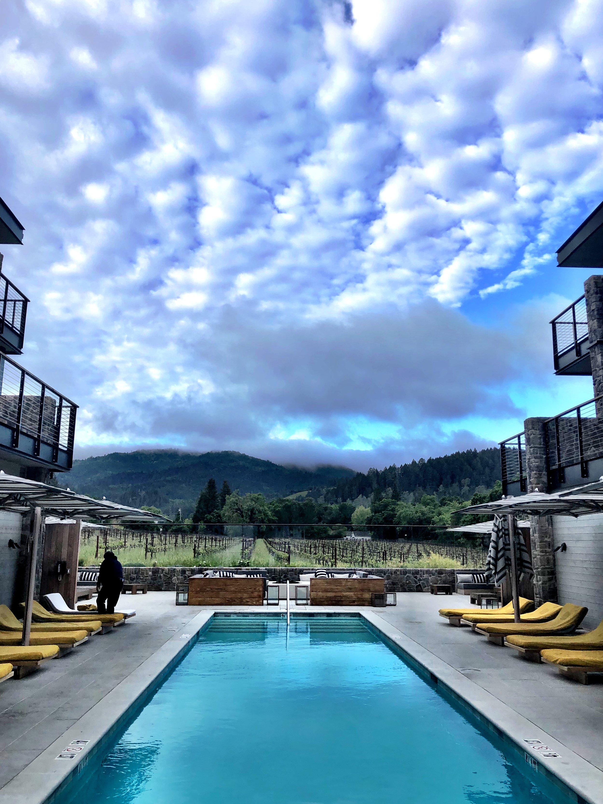 Las Alcobas Hotel Pool