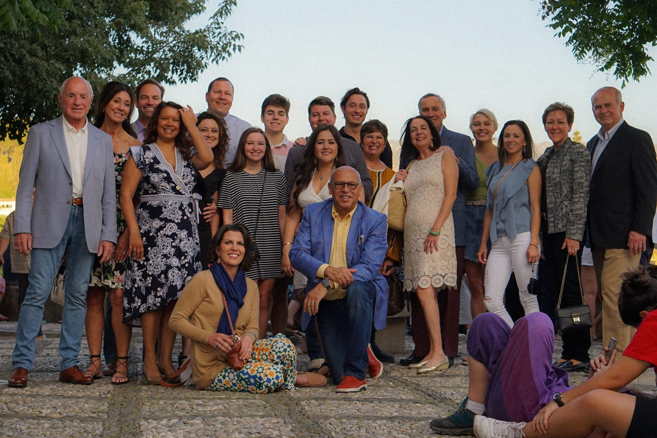 Group photo from the 2019 Candelaria Design Tour Spain.