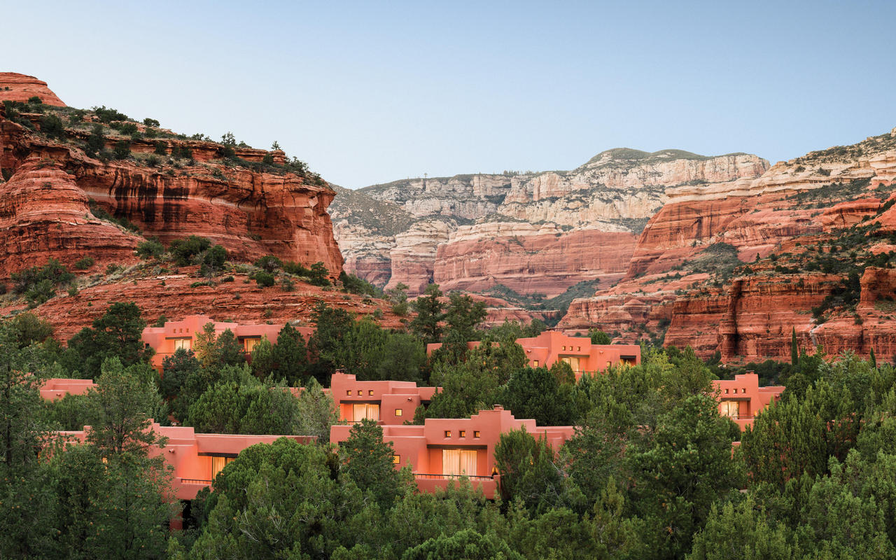 Enchantment Resort-Sedona, AZ.