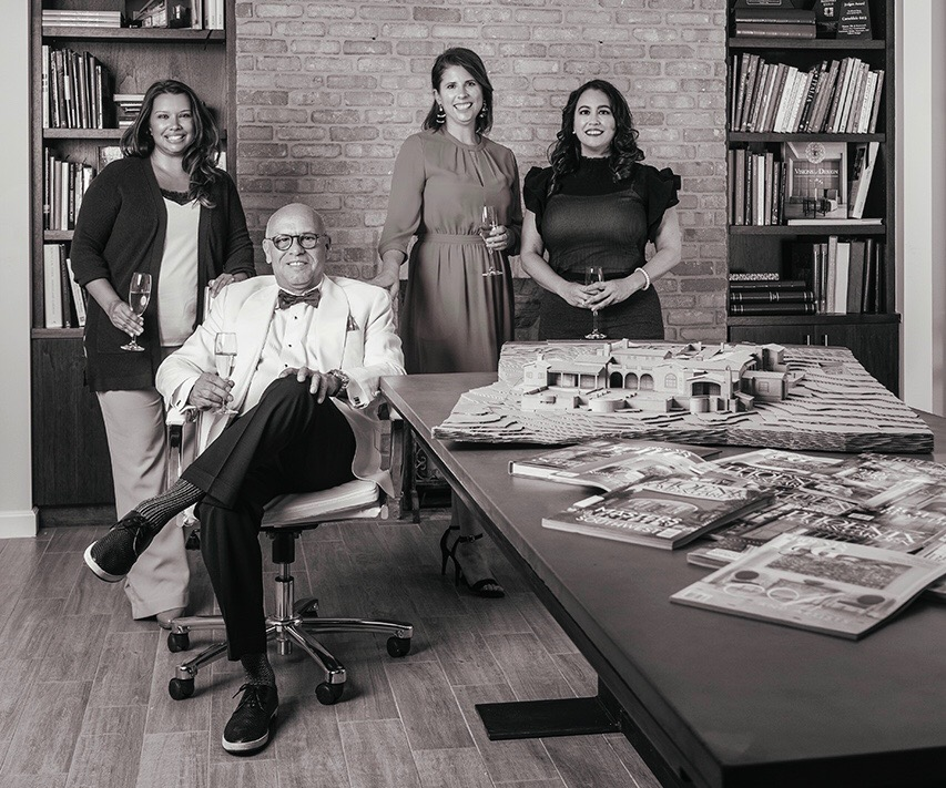 The Candelaria Design Partners 2019 - The Faces of Luxury Residential Design - Photo by Carl Schultz