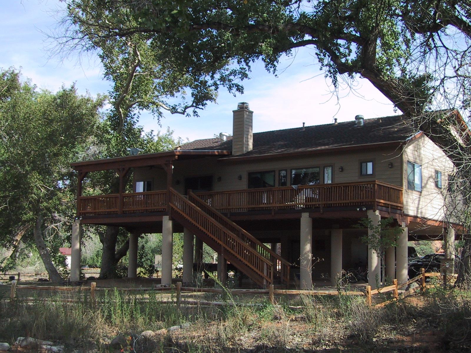 The Peery Residence, Cornville, AZ
