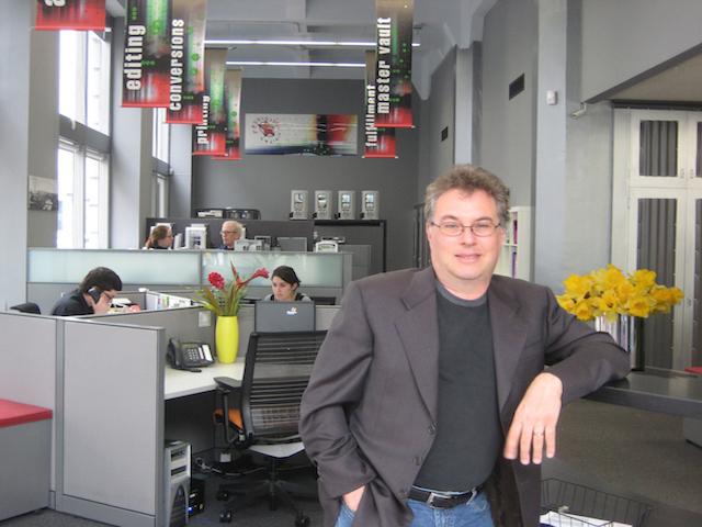 Paul Grippaldi, founder and CEO of Digital Revolution