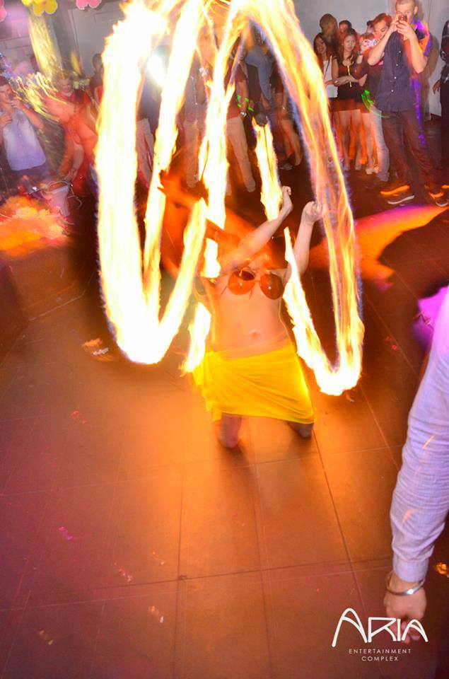 Fire Performer Toronto Events And Parties