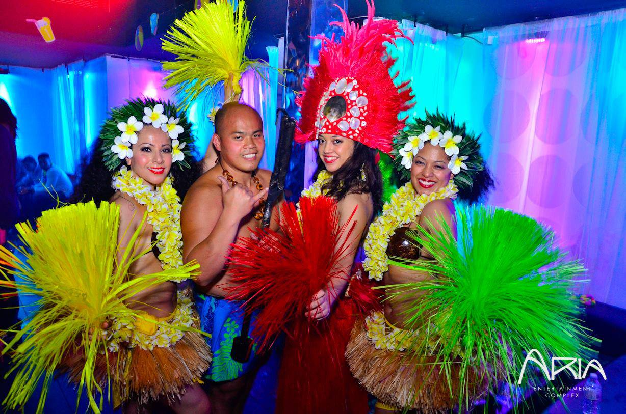 Toronto Hawaiian & Belly Dancers For Events And Parties