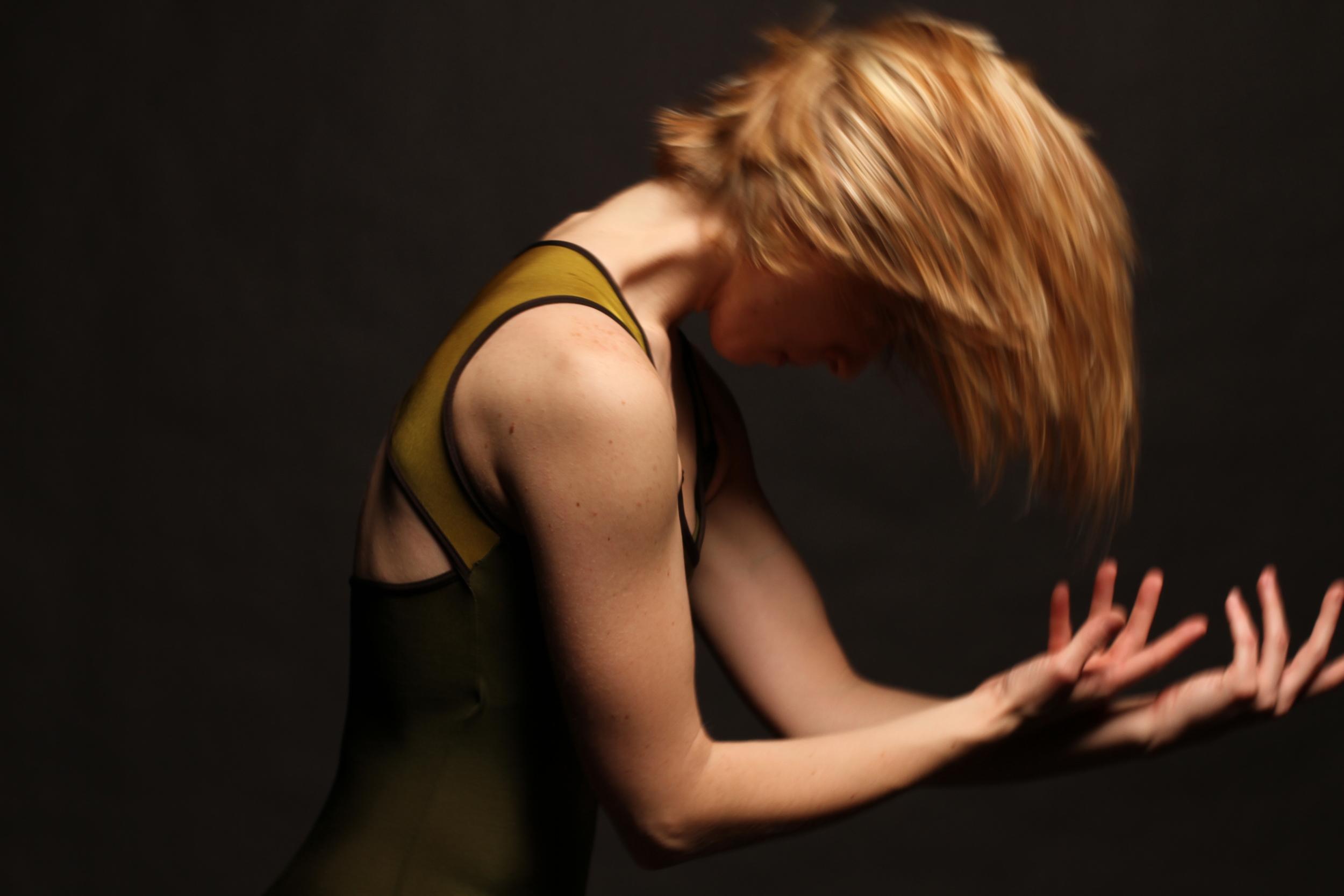 Mary-Elizabeth Dancer Portrait