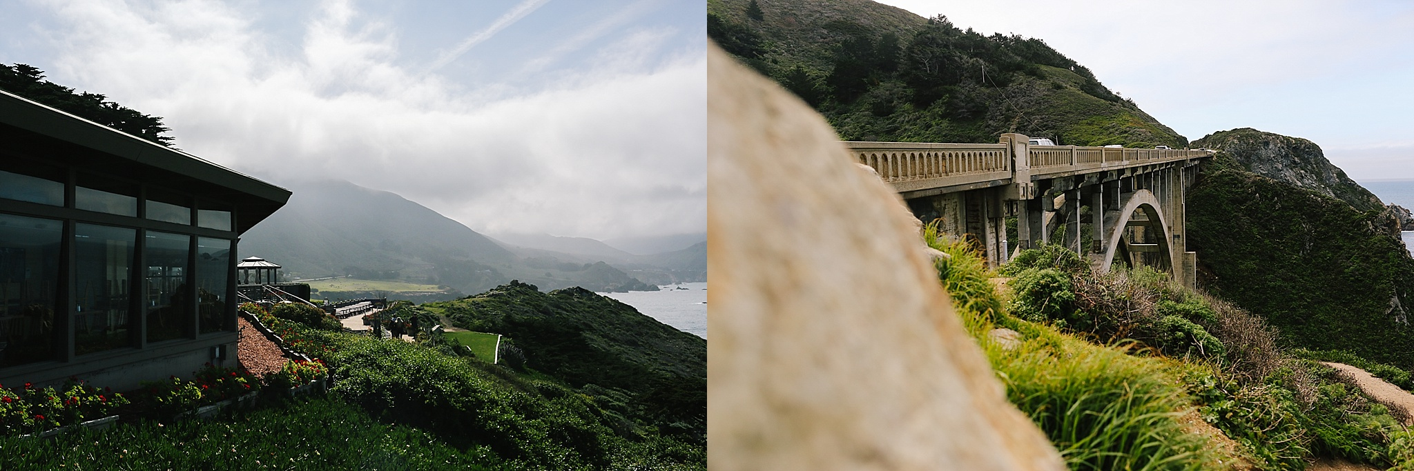 Big Sur & Bixby Bridge