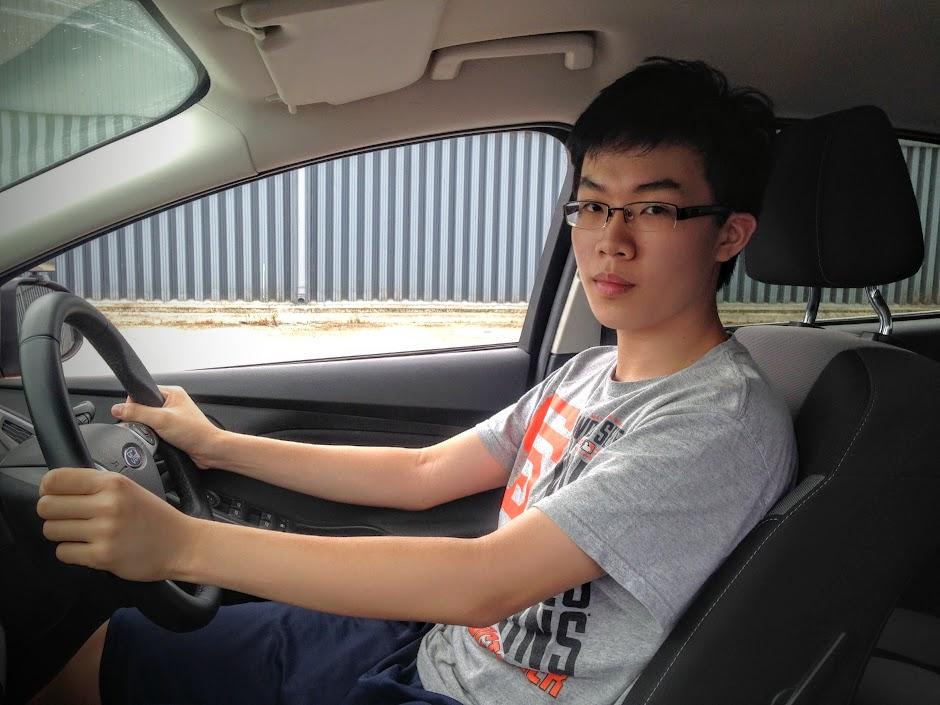 drive at 15