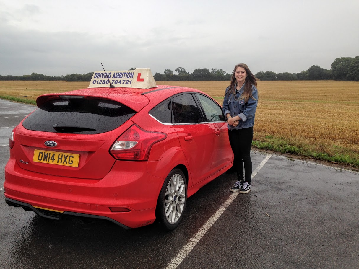 Brackley under 17 driving lessons
