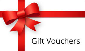 gift vouchers by email within minutes....