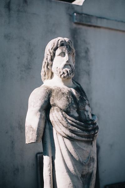 Armless Statue