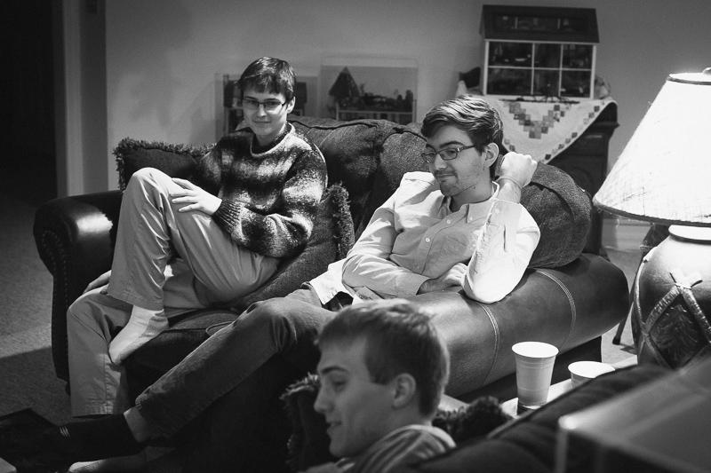 Jake, Brian, and Josh