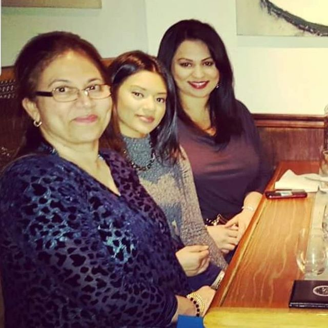 Happy #MothersDay to my dear mom, sister-in-law and all moms! @charlenemani I hope you enjoyed your first Mother's Day!