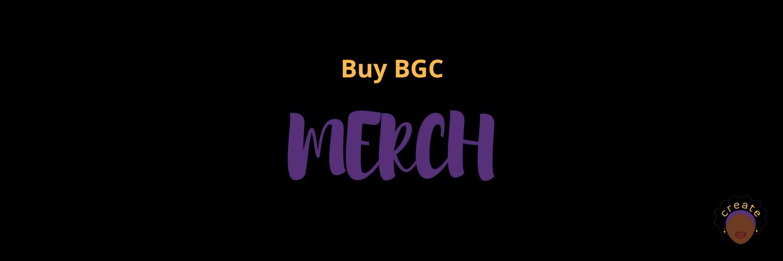 Buy Black Girls Create and #WizardTeam merchandise!