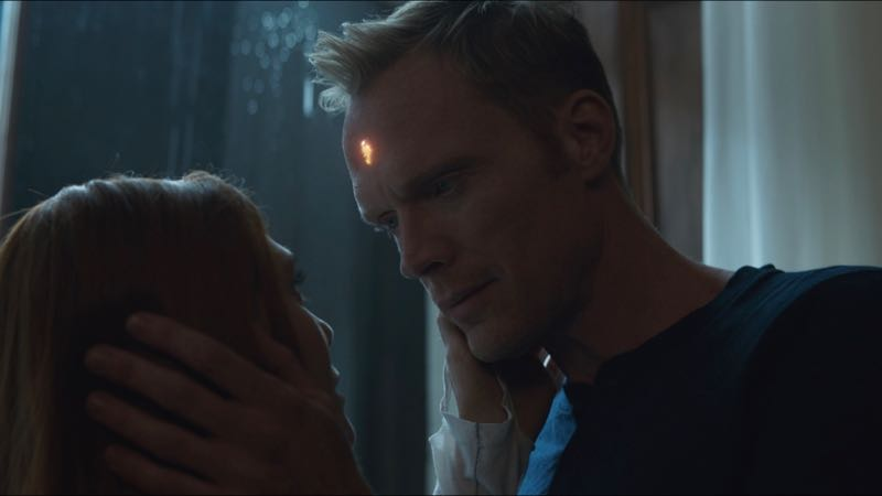Wanda (eventually) sacrifices Vision - but too late...