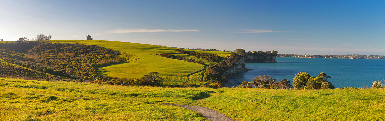 Long Bay, New Zealand