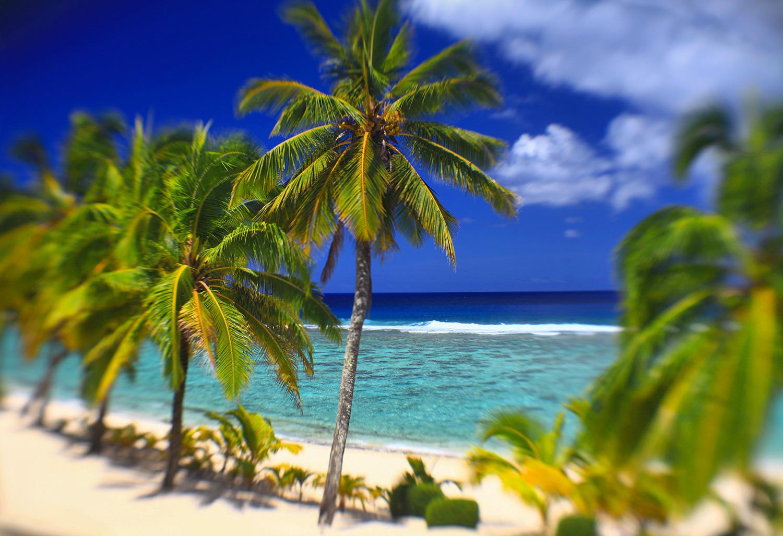 Stranded in Rarotonga