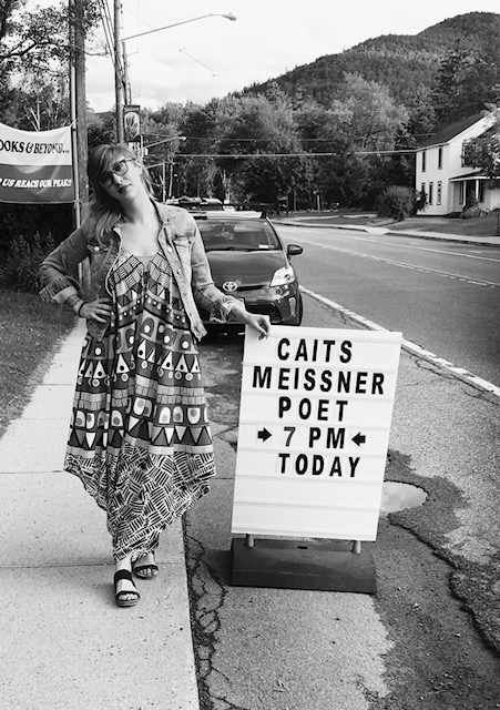 Caits Meissner is a poet, artist& cultural worker invested in the transformative, restorative & change-making capacities of imagination & creativity. - Learn more >