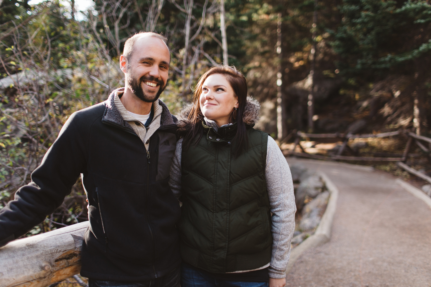 Jillian VanZytveld Photography Rocky Mountain National Park Engagement Portraits - 22.jpg