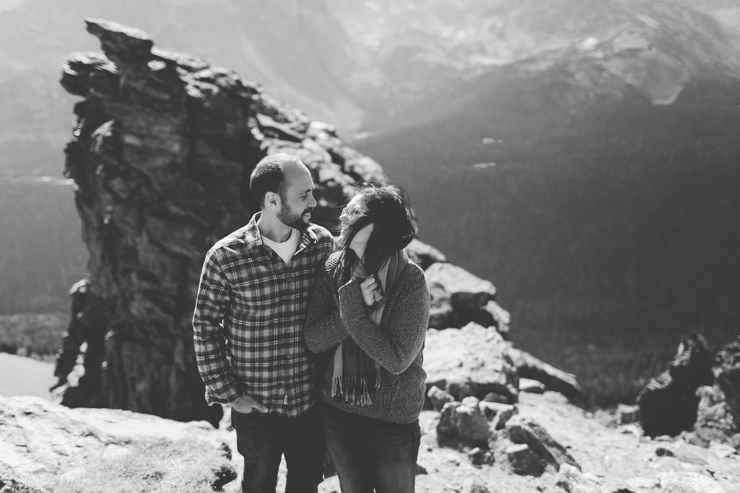 Jillian VanZytveld Photography Rocky Mountain National Park Engagement Portraits - 55.jpg