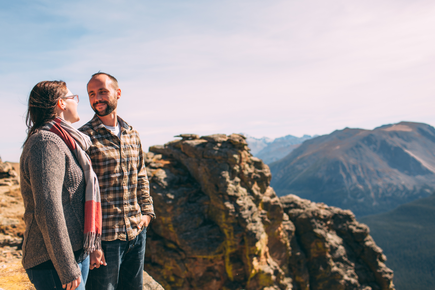 Jillian VanZytveld Photography Rocky Mountain National Park Engagement Portraits - 60.jpg