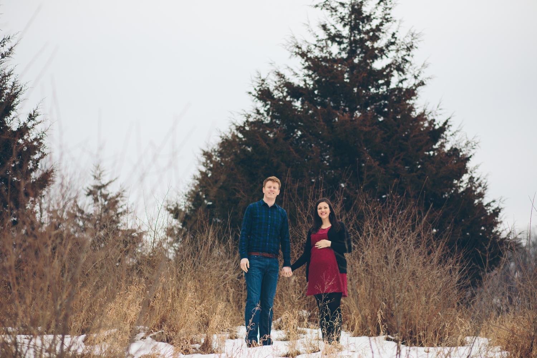 Jillian VanZytveld Photography - Grand Rapids Lifestyle Maternity Portraits - 42.jpg