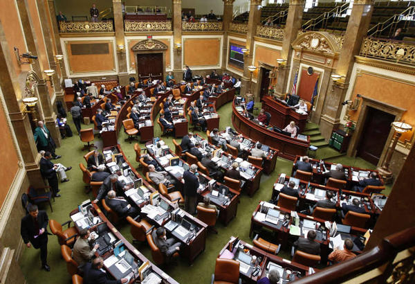 House passes bill intended to better protect minors from online predators