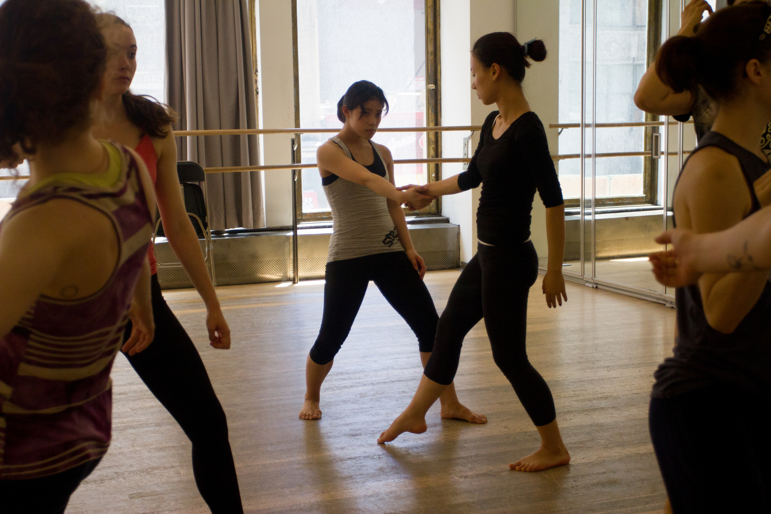 For Itohara, dance is visual storytelling without words. Sure, she said, choreography and form require firm vigilance, but when in the spotlight before a hundred pairs of eyes, her ability to connect with theaudience is what makes it art.