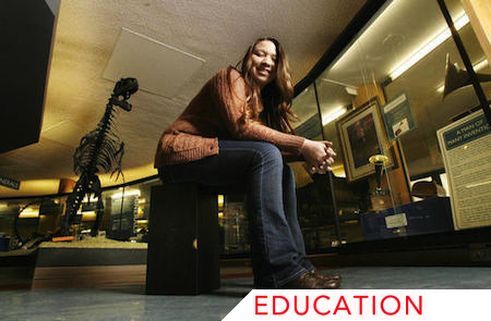 15-YEAR-OLD BECOMES THE YOUNGEST STUDENT TO ENROLL AT WEBER STATE   FEW WOULD HAVE ANTICIPATED THAT JESSICA, AT 15 YEARS OLD, WOULD BECOME A MATH PRODIGY AND THE YOUNGEST STUDENT EVER TO ENROLL AT WEBER STATE UNIVERSITY.     DESERET NEWS / JANUARY 2013