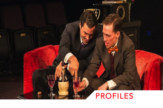 MAKING THE CUT| JUNE 2014  |AUDIO   JEFF GONZALEZ CAME TO NEW YORK IN 2009 TO PURSUE HIS ACTING CAREER. FIVE YEARS LATER, WITH A GRADUATE DEGREE AND EXPERIENCE ON MANY STAGES, HE RECEIVES A STEADY PAYCHECK. AS A WAITER.