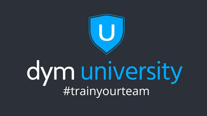 Train your leaders with DYM University. Click the image above and train all your leaders with some of the best voices in youth ministry.