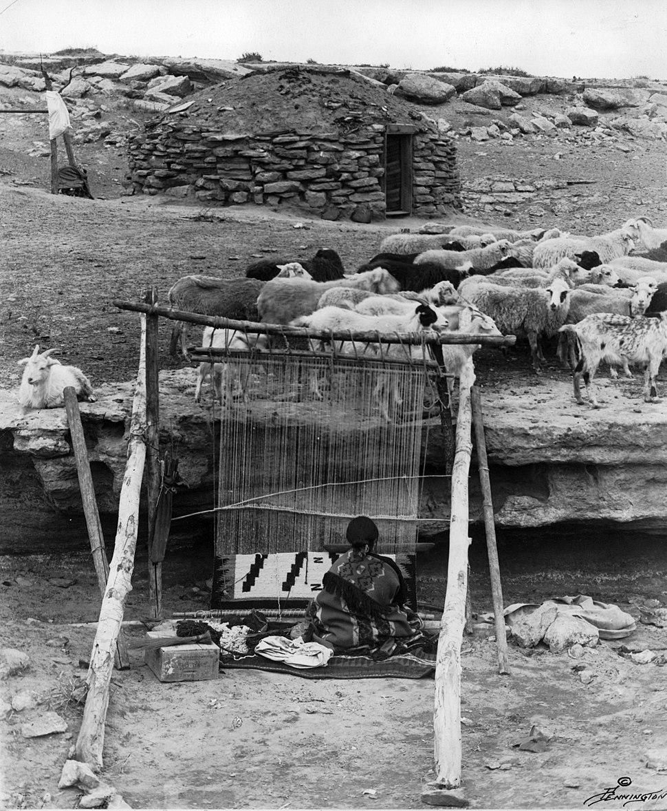 Navajo_sheep_&_weaver.jpg
