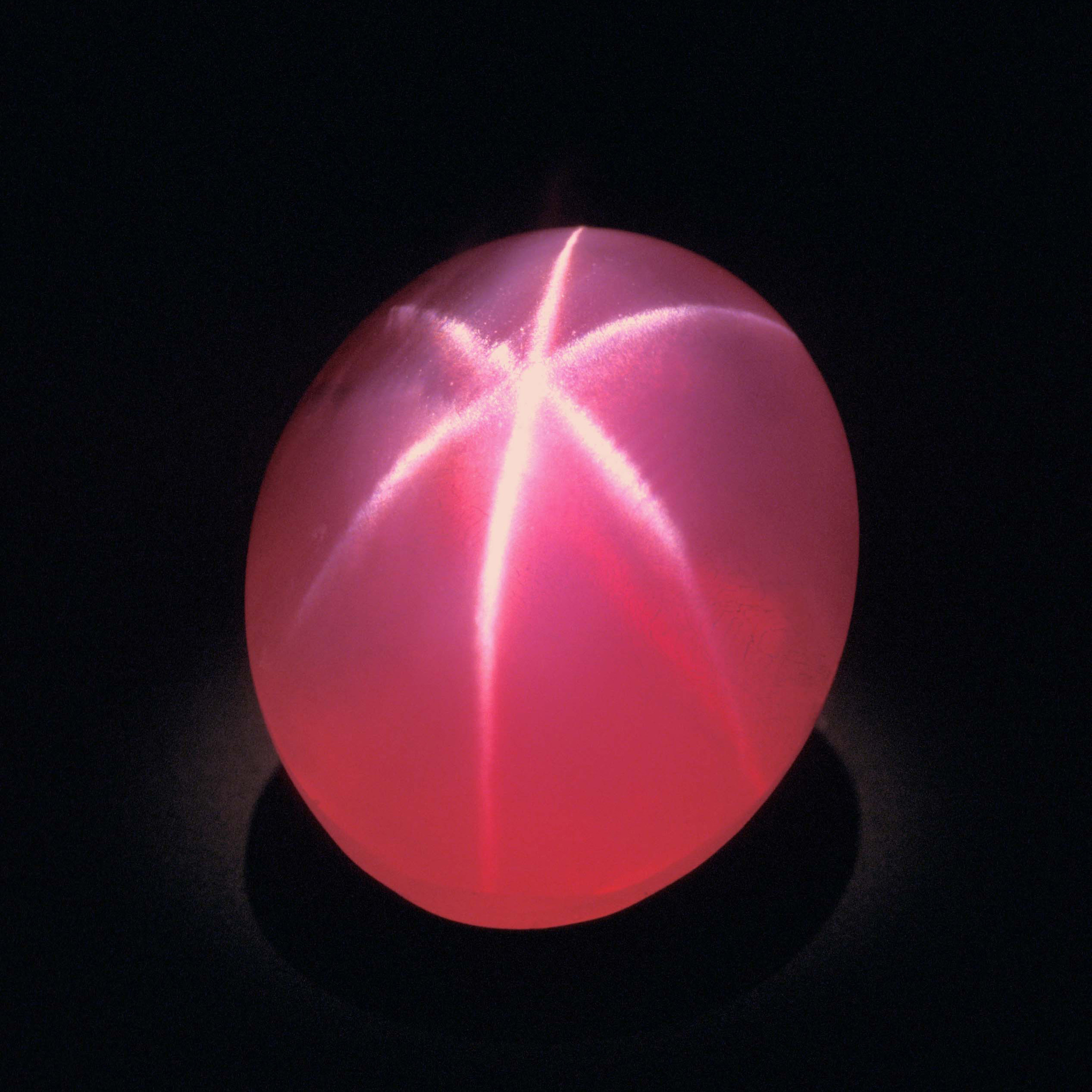1st Place 2005 Cutting Edge Award, Phenomenal Division  16ct Star Ruby, The Star of Katandru Gifted to National Gem Collection