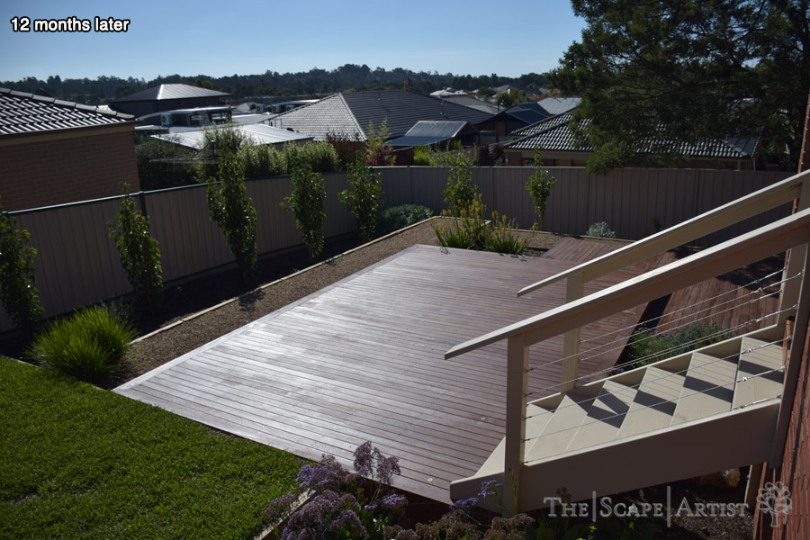 Beautiful deck in Ballarat