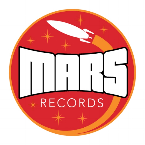 Logo design for Mars Records in Plymouth, MA