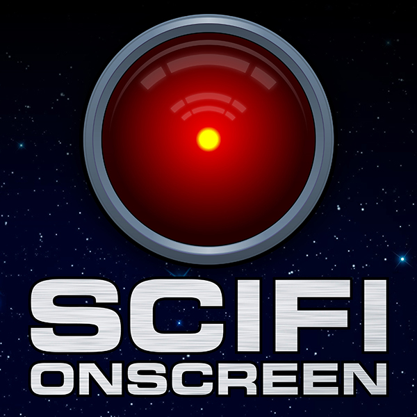 Logo for the  Scifi Onscreen Podcast .