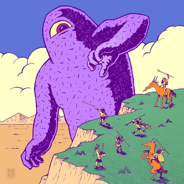 Megalithic Man Under Attack.jpg